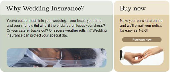 Wedding Protector Plans
